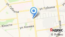 NakedArt на карте