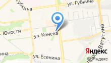 Hartong на карте