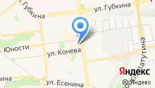 Expressoes на карте
