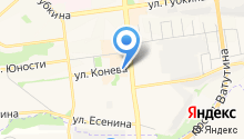 A.Facet на карте