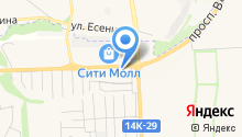 OPEN VISA на карте
