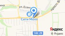 ЭНЕРГИЯ, ЗАО на карте