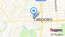 Тавровская врачебная амбулатория на карте