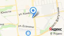 Personnelle на карте