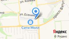 Belautoparts на карте