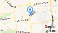 Chika на карте