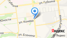 Politon на карте
