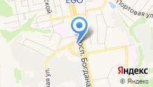 OHM на карте