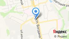 LikeHobby на карте
