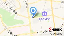 MEGA ZVUK на карте