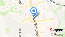 Ecola на карте