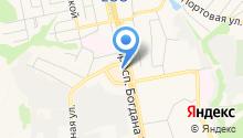 Cafe case на карте