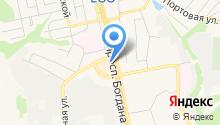 Devur на карте