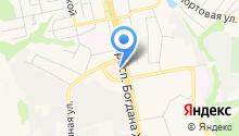 Oh! Sushi на карте