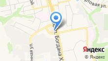 SODA на карте