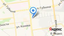 TITAN GYM на карте