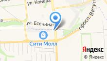 Властелин на карте