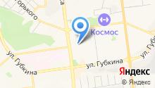 Cпортивная школа №3 Белгородской области на карте
