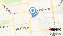 студия шугаринга  gladko.pro на карте