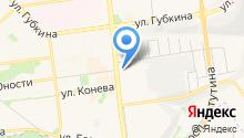 Kgroup на карте