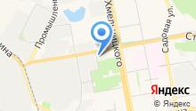 MANDARIN на карте