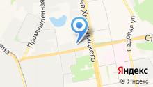 SEO-BEL на карте