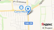 Я В ФОРМЕ на карте