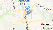 Professional на карте