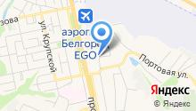 Gas сервис на карте