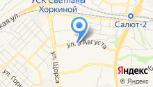 Феерия на карте