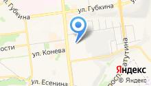 Белгородская неотложка на карте