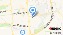 HADLEY Belgorod на карте