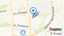 Lyk-kafe на карте