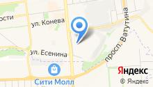4GAME на карте