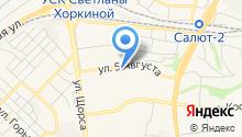 MaxInterior на карте