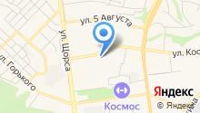 Belive.ru на карте