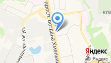 Nuga Best на карте