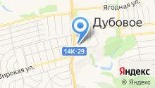 EVAБел на карте
