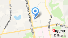 Belgorodestate.ru на карте