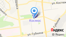 Алекса на карте
