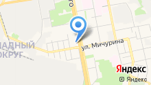 Древ-СК на карте