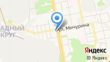 Beerгород на карте