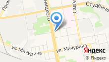 Image Vip на карте