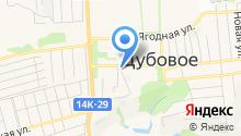 Магазин белорусской косметики на карте