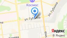 BASOT на карте