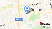 Управление социальной защиты населения Администрации Белгородского района на карте