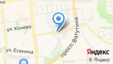 Toreto.ru на карте