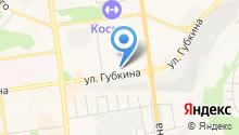 Crockid на карте