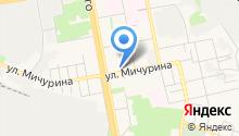 Sud-est на карте