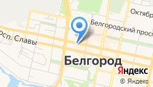 Bel-project на карте